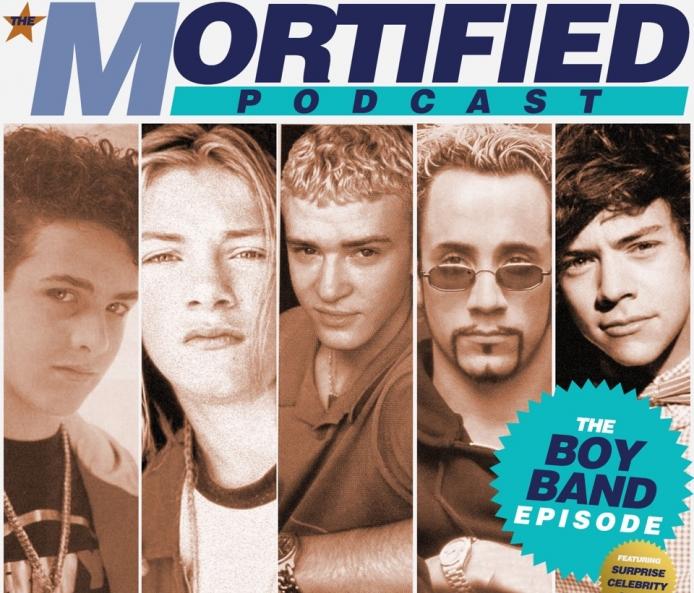 Mortified Boy Bands